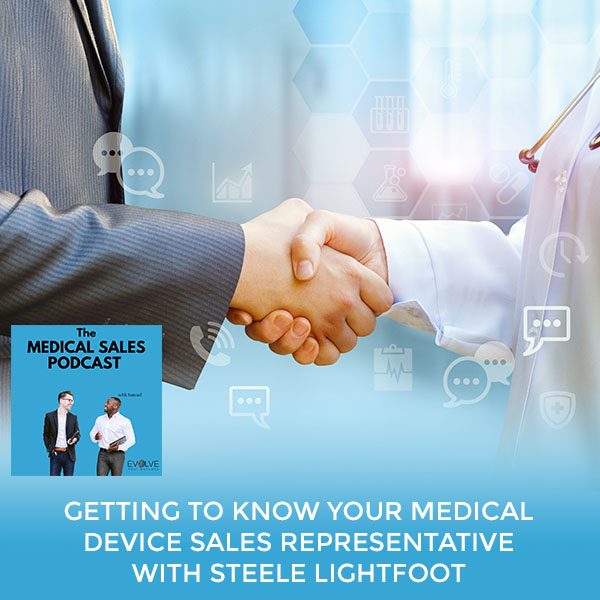 MSP 36 Steele Lightfoot | Medical Device Sales Rep