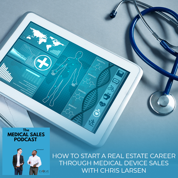 MSP 38 Chris Larsen | Medical Device Sales