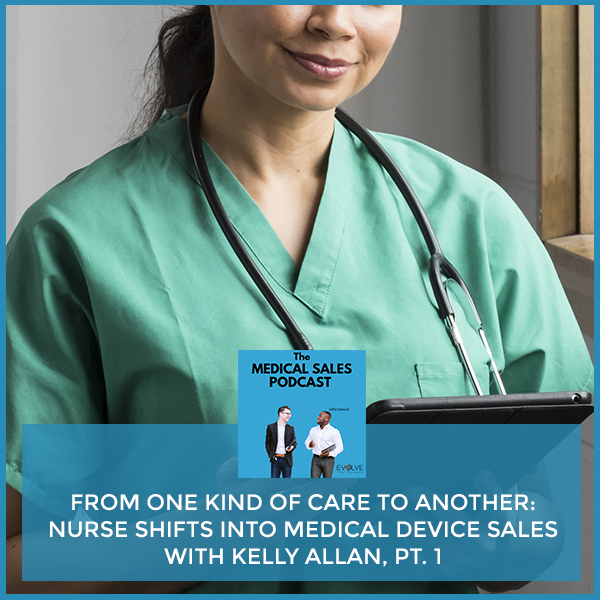 MSP 40 | Medical Device Sales